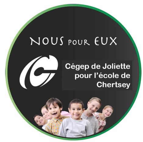 Le cégep de Joliette appui l'école de Chertsey